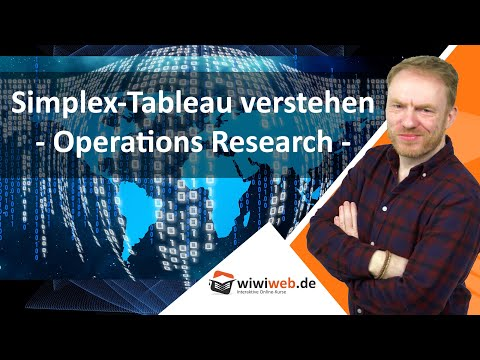 Simplex-Tableau verstehen (Operations Research)