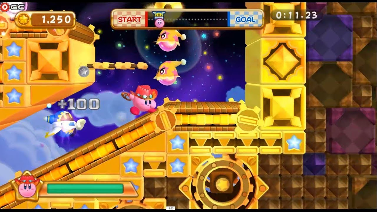 kirbys dream collection wii iso