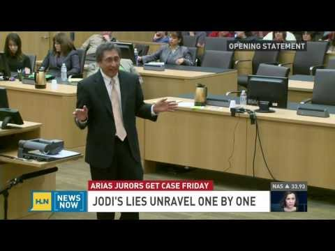 Juan Martinez Opening Statement State Of Arizona Vs. Jodi Arias [Day 1] 01-02-13