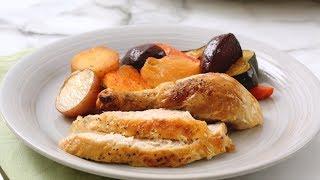 Double Roast Chicken - Martha Stewart