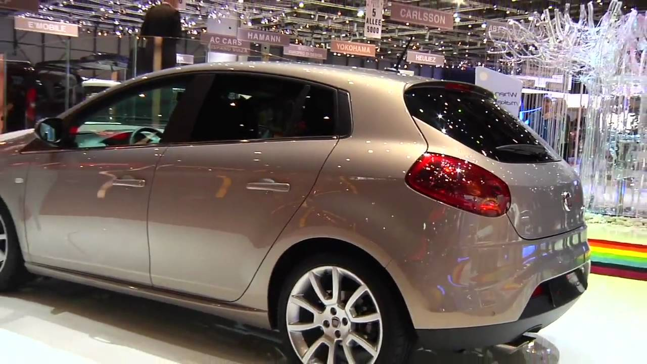 fiat bravo focus geneva motor show 2010 youtube. Black Bedroom Furniture Sets. Home Design Ideas