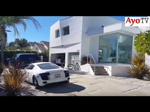 Tazama Mtanzania Mayunga kafika nyumbani kwa Akon Marekani