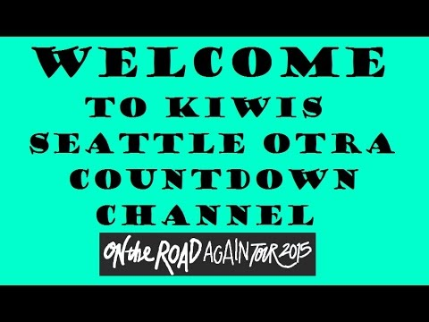 welcome to the Seattle OTRA countdown channel!