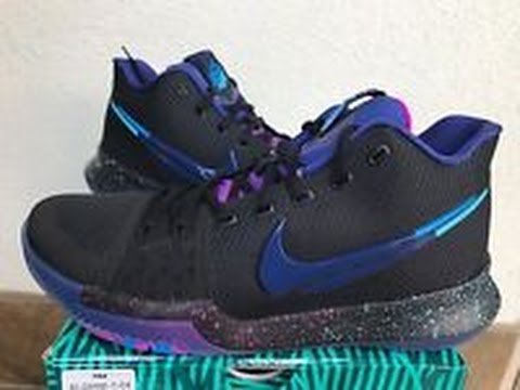 on sale ead86 adb98 reduced kyrie 3 purple and blue 3ebbb 2e58a