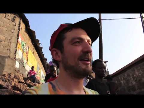 Frank Turner in Freetown, Sierra Leone - WAYout Arts, Joe Strummer Foundation