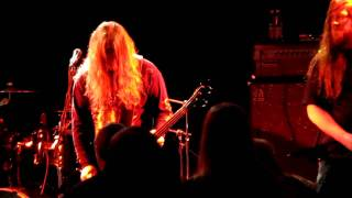 Vomitory - The Voyage - Tampere, Finland 24.03.2011
