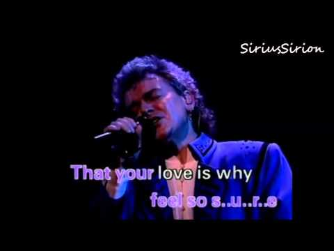 I want to give it all (Air Supply Karaoke)