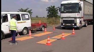 Вантажівки на Рівненщині планують зважувати на усіх найголовніших напрямках