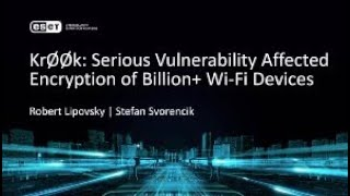 Kr00k: How KRACKing Amazon Echo Exposed a Billion+ Vulnerable Wi-Fi Devices