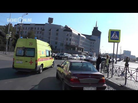 ГИБДД Казани провела рейд «Уступи дорогу»