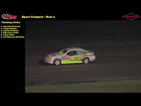 Sport Compact -- 4/22/17 -- Park Jefferson Speedway