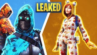 Fortnite 6.31 Leaked Skins: Onesie Possibly, Longshot Skin, Insight Skin, Mime Time, & More