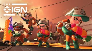 Splatoon 2 and New Characters in MvC: Infinite - The IGN Show Ep. 25