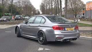 BMW M3 F80 Competition Performance - Revs & Accelerations!