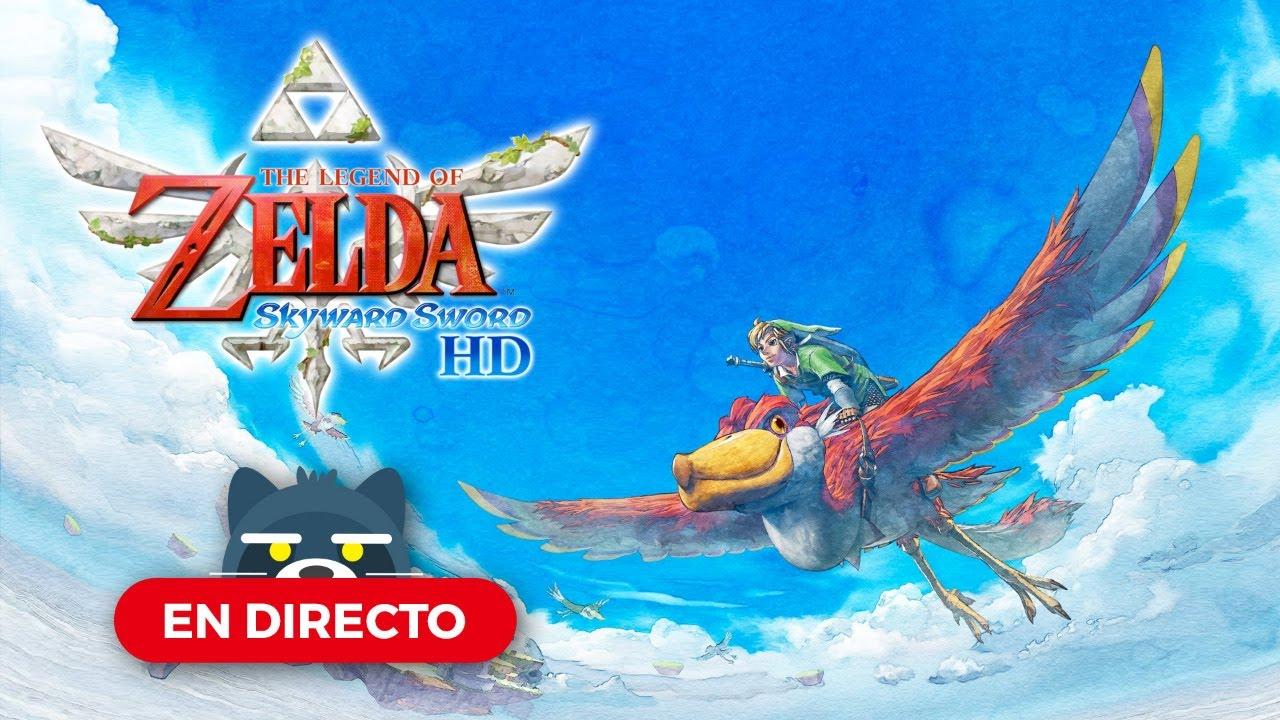 ¡Vamos a jugar Skyward Sword HD! | Mapache Rants