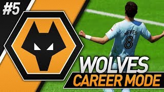 TOTALLY UNDESERVED! FIFA 18 WOLVES CAREER MODE #5