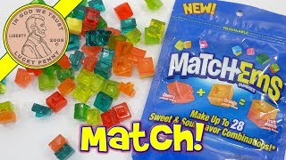 MatchEms Gummies Candy - Mix & Match Up To 28 Flavors