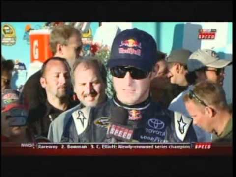 Kasey Kahne's Win and Interviews at Phoenix 11/13/11
