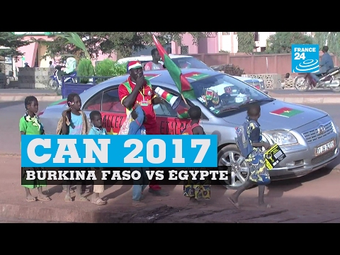 CAN 2017 - Burkina Faso vs Egypte, un match décisif