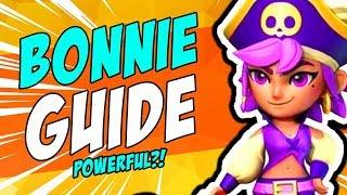 ARCHERO: Bonnie Guide | How STRONG is Bonnie?! | Best Abilities, Weapons | Pros & Cons