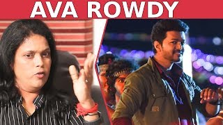 Vijay Wanted Me to do Cameo in This Song - Brindha
