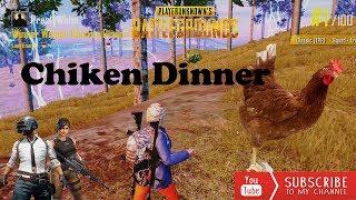 CHIKEN DINNER Shourd - PUBG MOBILE INDONESIA
