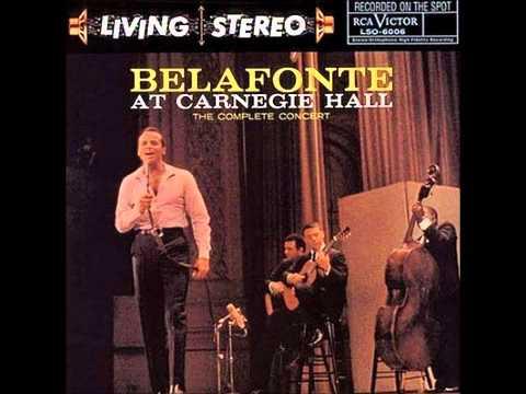 danny boy 13. Harry Belafonte