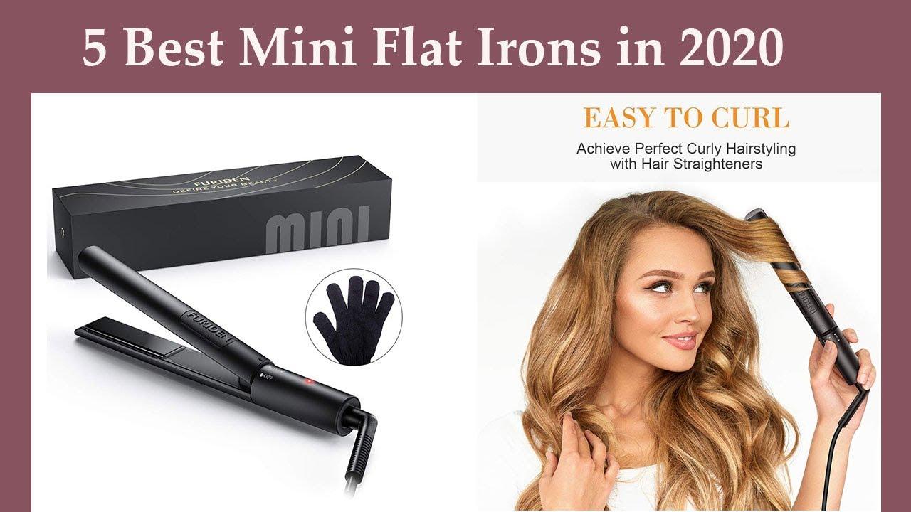 Best Flat Iron 2020.5 Best Mini Flat Irons 2020