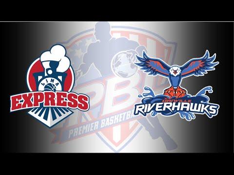 PBL: Lima Express vs Danville Riverhawks, 2014-12-07