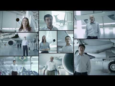 Embraer, engenharia criativa do Brasil