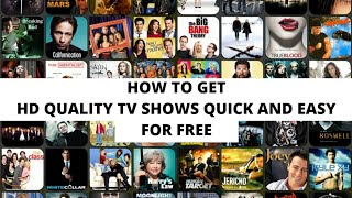 How to watch HD quality TV shows on your firestick for free( TVDB.CC )
