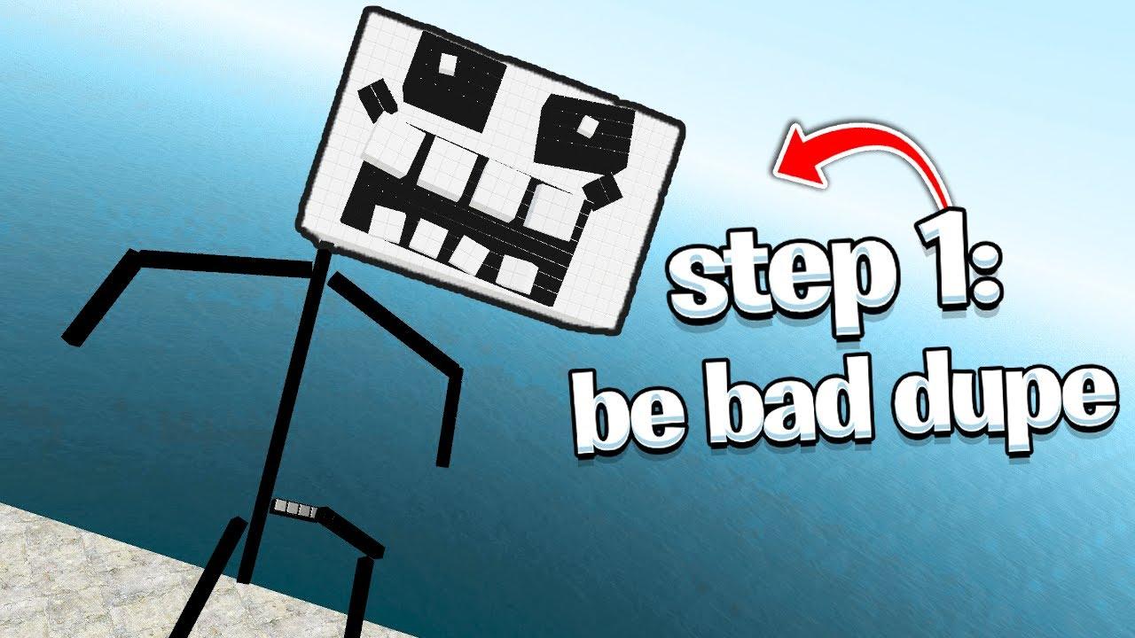 BAD TROLLGE DUPES! (Garry's Mod)