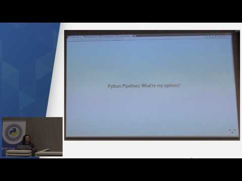 Katharina Jarmul - Building Data Pipelines with Python