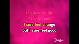 something s gotta a hold on me christina aguilera karaoke