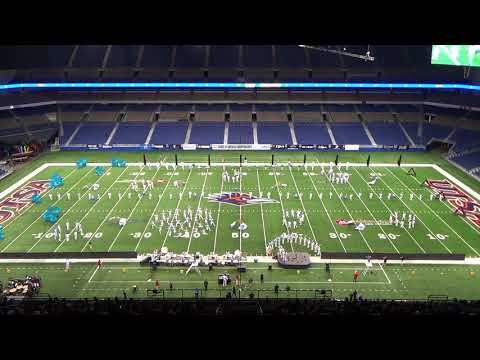 The Hebron High School Marching Band 2017 BOA San Antonio Finals