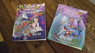 Jenny Ford  Award-Winning Inspirational Author- Dyslexia Friendly Books