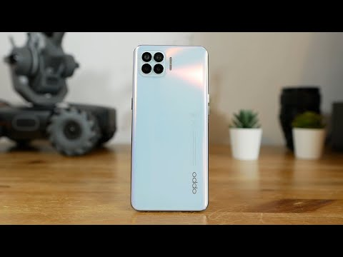 Oppo reno 4 Lite unboxing and hands on
