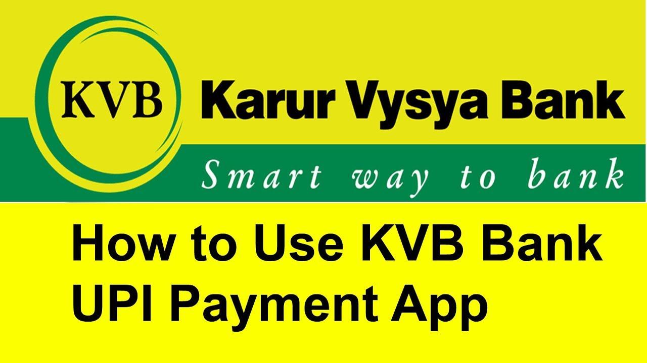 karur vysya bank mobile banking software download