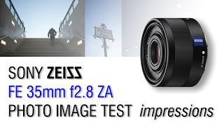 sonnar T* FE 35mm F2.8 ZA Sony ZEISS тест образи, зразки, ФОТО