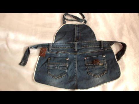 как сшить сумку из старых джинсов своими руками выкройки
