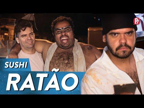 SUSHI RATÃO ft. IXI | PARAFERNALHA