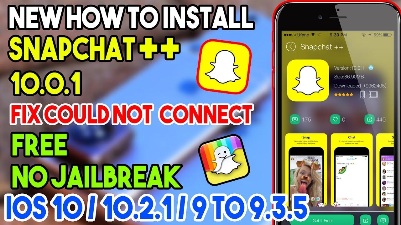 Snapchat not installing