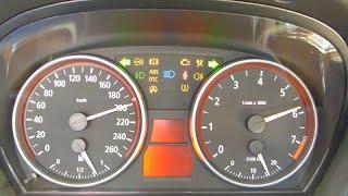 Comment tester le compteur sur BMW E90 - KI Test