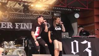 Brädi live Pitkä Sunnuntai 2016
