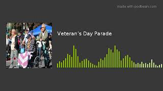 Veteran's Day Parade