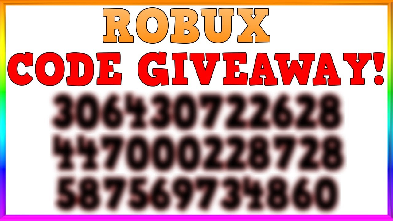 Robux Codes Me