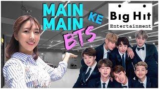 Main-main Ke Big Hit Entertainment  Bts Bangtan