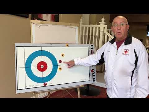 5 Rock Rule ~ Curling Instructional Video