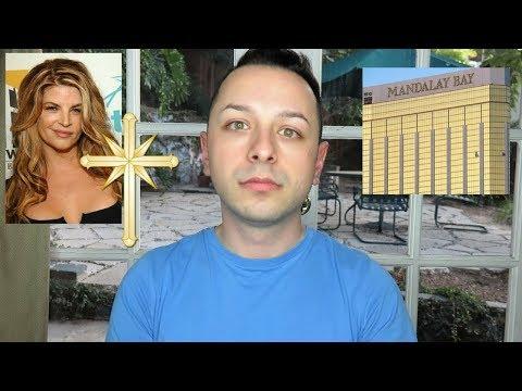 Kirstie Alley & Scientology Blame Vegas Shooting on Psychiatric Drugs