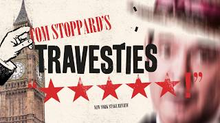 Travesties Post-Open :15 TV Spot - Roundabout Theatre Company